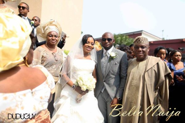 Jennifer Okoye & Yemi Adebonojo White Wedding - April 2013 - BellaNaija Weddings338