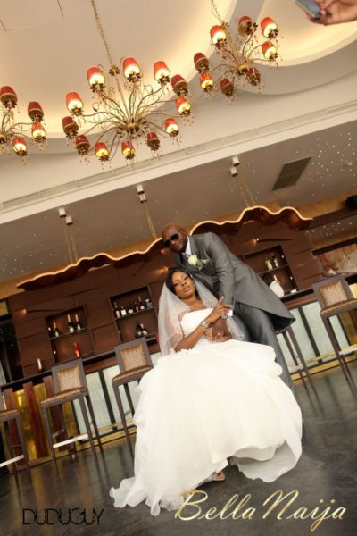 Jennifer Okoye & Yemi Adebonojo White Wedding - April 2013 - BellaNaija Weddings340