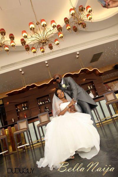 Jennifer Okoye & Yemi Adebonojo White Wedding - April 2013 - BellaNaija Weddings340