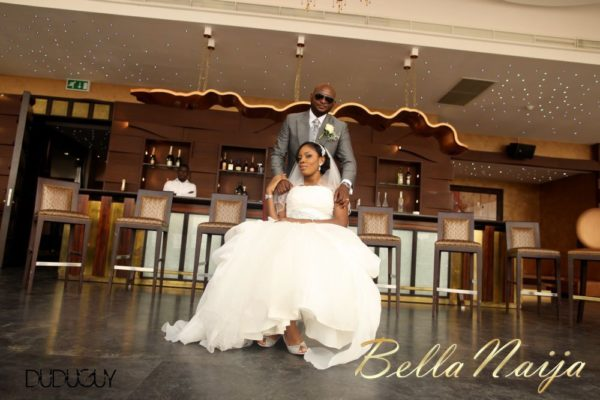 Jennifer Okoye & Yemi Adebonojo White Wedding - April 2013 - BellaNaija Weddings341