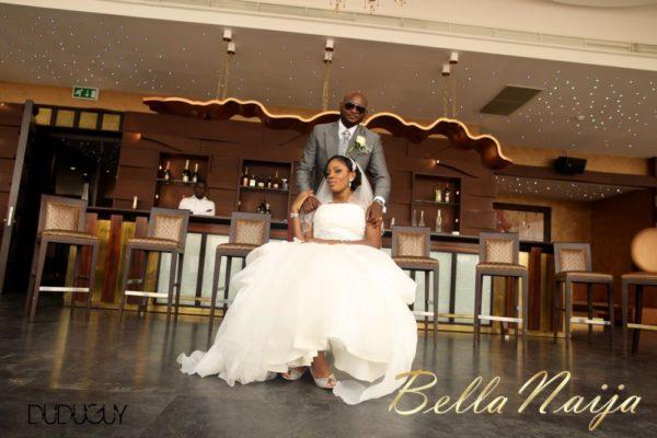 Jennifer Okoye & Yemi Adebonojo White Wedding - April 2013 - BellaNaija Weddings341
