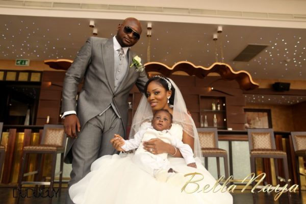Jennifer Okoye & Yemi Adebonojo White Wedding - April 2013 - BellaNaija Weddings344