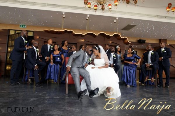 Jennifer Okoye & Yemi Adebonojo White Wedding - April 2013 - BellaNaija Weddings348