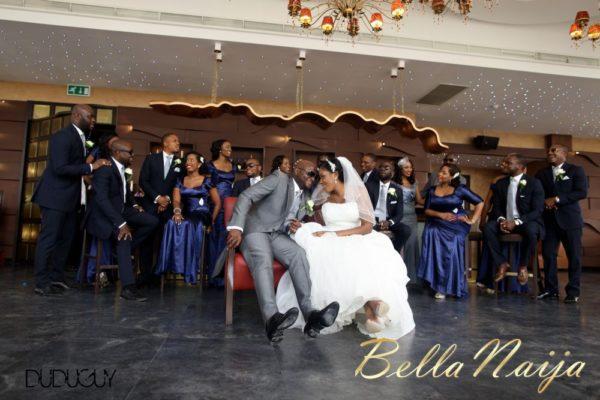 Jennifer Okoye & Yemi Adebonojo White Wedding - April 2013 - BellaNaija Weddings348