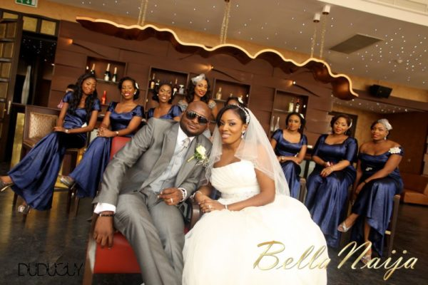 Jennifer Okoye & Yemi Adebonojo White Wedding - April 2013 - BellaNaija Weddings350