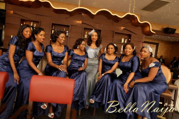 Jennifer Okoye & Yemi Adebonojo White Wedding - April 2013 - BellaNaija Weddings351