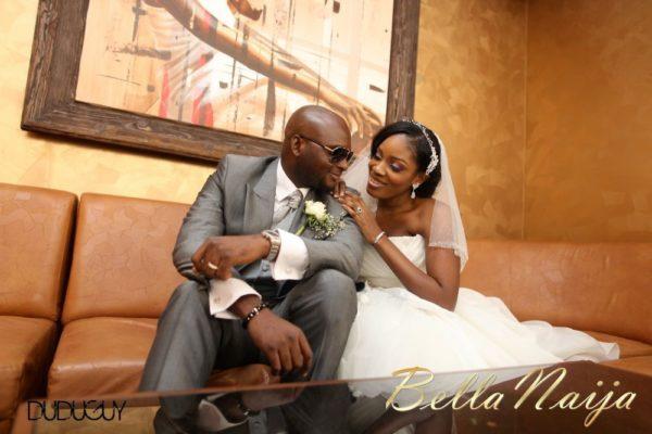 Jennifer Okoye & Yemi Adebonojo White Wedding - April 2013 - BellaNaija Weddings357