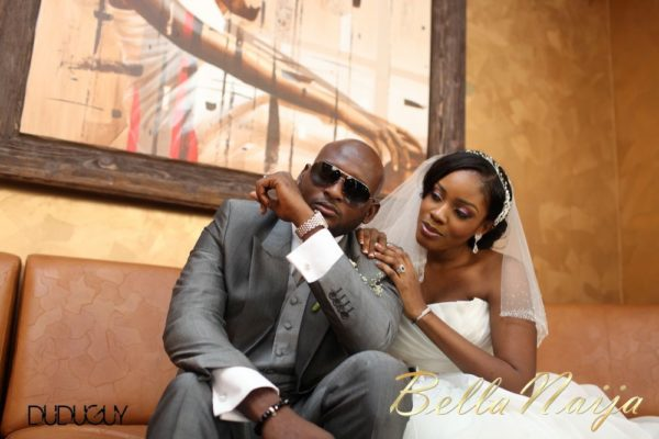 Jennifer Okoye & Yemi Adebonojo White Wedding - April 2013 - BellaNaija Weddings358