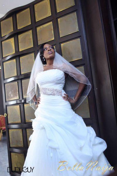 Jennifer Okoye & Yemi Adebonojo White Wedding - April 2013 - BellaNaija Weddings372