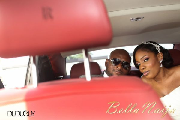 Jennifer Okoye & Yemi Adebonojo White Wedding - April 2013 - BellaNaija Weddings393