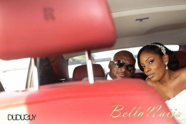 Jennifer Okoye & Yemi Adebonojo White Wedding - April 2013 - BellaNaija Weddings393