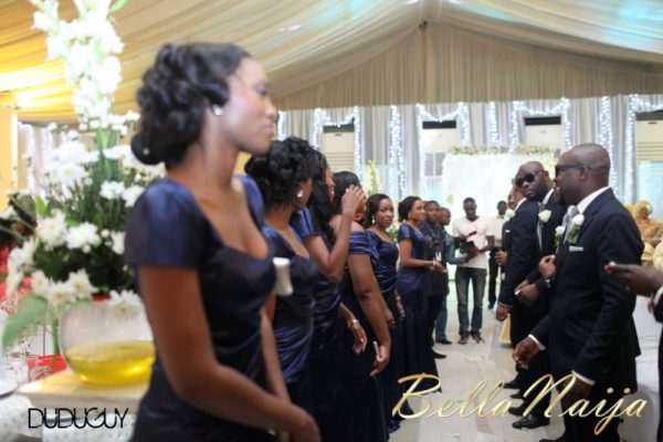 Jennifer Okoye & Yemi Adebonojo White Wedding - April 2013 - BellaNaija Weddings397