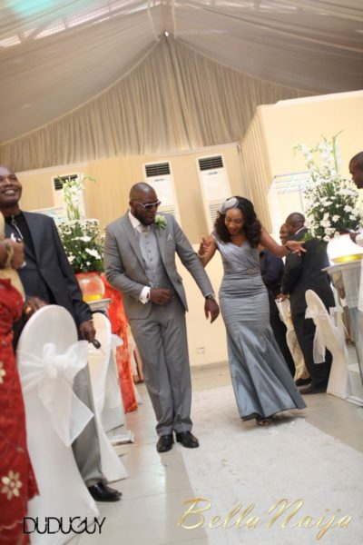 Jennifer Okoye & Yemi Adebonojo White Wedding - April 2013 - BellaNaija Weddings398