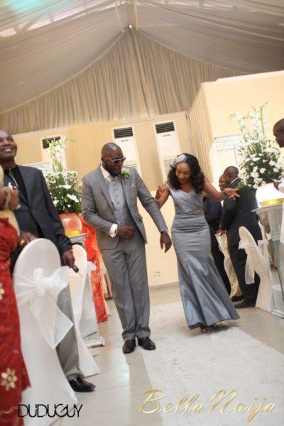 Jennifer Okoye & Yemi Adebonojo White Wedding - April 2013 - BellaNaija Weddings398