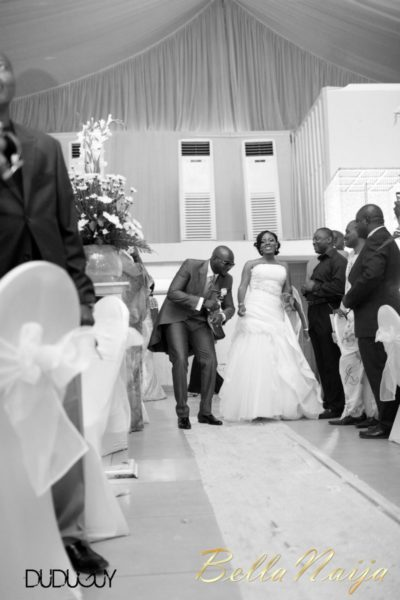 Jennifer Okoye & Yemi Adebonojo White Wedding - April 2013 - BellaNaija Weddings400
