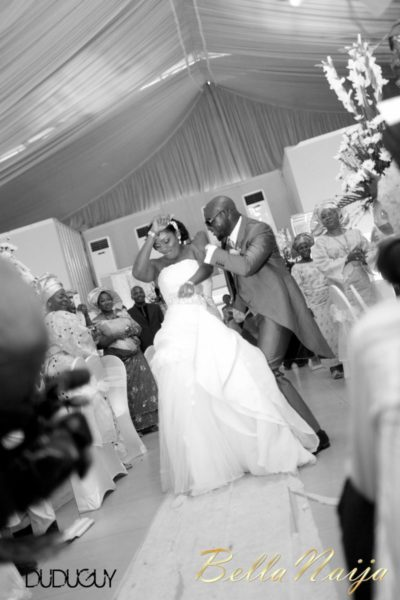 Jennifer Okoye & Yemi Adebonojo White Wedding - April 2013 - BellaNaija Weddings404