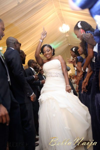 Jennifer Okoye & Yemi Adebonojo White Wedding - April 2013 - BellaNaija Weddings407