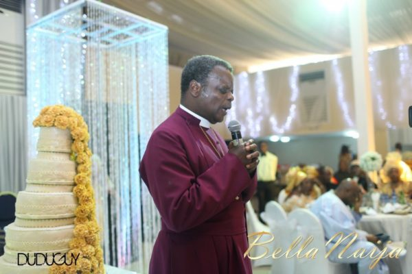 Jennifer Okoye & Yemi Adebonojo White Wedding - April 2013 - BellaNaija Weddings411