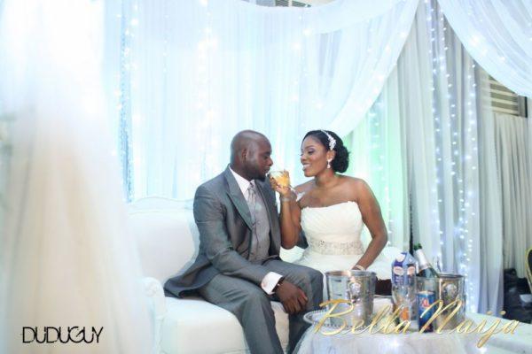 Jennifer Okoye & Yemi Adebonojo White Wedding - April 2013 - BellaNaija Weddings418