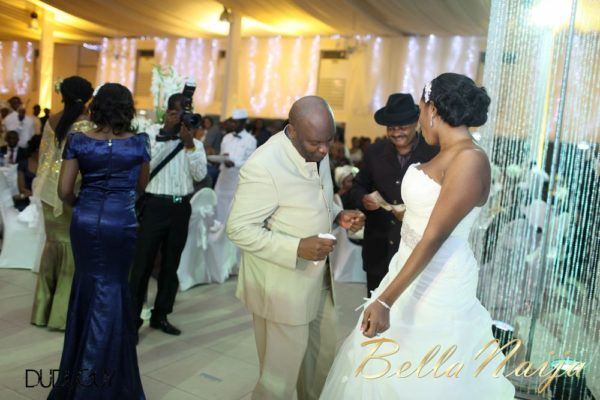 Jennifer Okoye & Yemi Adebonojo White Wedding - April 2013 - BellaNaija Weddings422