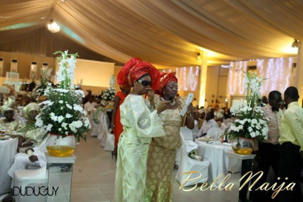 Jennifer Okoye & Yemi Adebonojo White Wedding - April 2013 - BellaNaija Weddings424