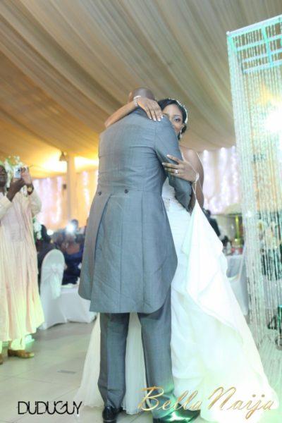 Jennifer Okoye & Yemi Adebonojo White Wedding - April 2013 - BellaNaija Weddings426