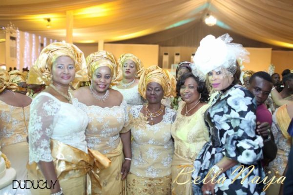 Jennifer Okoye & Yemi Adebonojo White Wedding - April 2013 - BellaNaija Weddings445