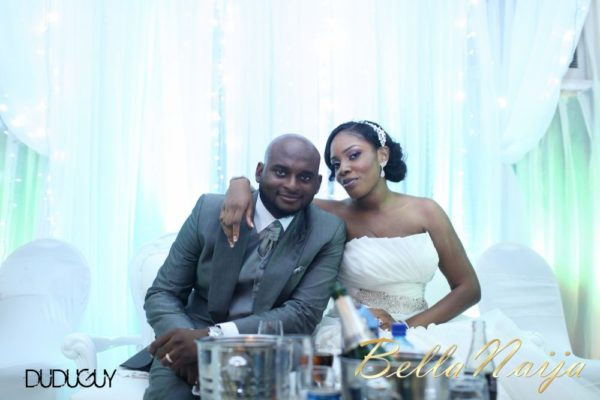 Jennifer Okoye & Yemi Adebonojo White Wedding - April 2013 - BellaNaija Weddings453
