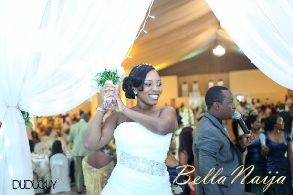 Jennifer Okoye & Yemi Adebonojo White Wedding - April 2013 - BellaNaija Weddings458