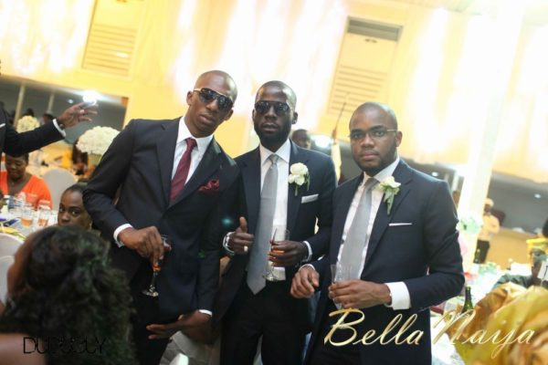 Jennifer Okoye & Yemi Adebonojo White Wedding - April 2013 - BellaNaija Weddings462