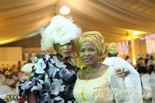 Jennifer Okoye & Yemi Adebonojo White Wedding - April 2013 - BellaNaija Weddings467