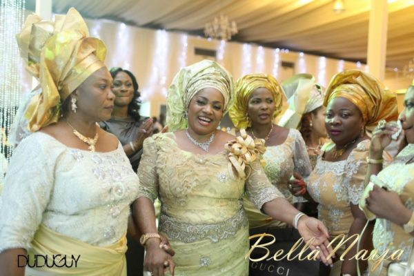 Jennifer Okoye & Yemi Adebonojo White Wedding - April 2013 - BellaNaija Weddings474