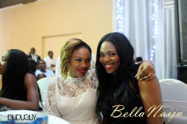 Jennifer Okoye & Yemi Adebonojo White Wedding - April 2013 - BellaNaija Weddings488
