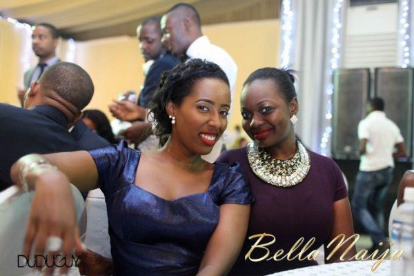 Jennifer Okoye & Yemi Adebonojo White Wedding - April 2013 - BellaNaija Weddings493