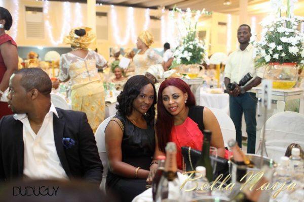 Jennifer Okoye & Yemi Adebonojo White Wedding - April 2013 - BellaNaija Weddings497