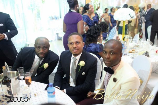Jennifer Okoye & Yemi Adebonojo White Wedding - April 2013 - BellaNaija Weddings498