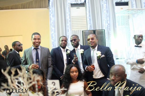 Jennifer Okoye & Yemi Adebonojo White Wedding - April 2013 - BellaNaija Weddings499