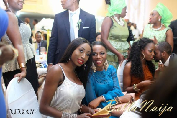 Jennifer Okoye & Yemi Adebonojo White Wedding - April 2013 - BellaNaija Weddings500