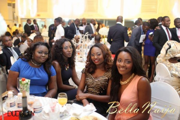 Jennifer Okoye & Yemi Adebonojo White Wedding - April 2013 - BellaNaija Weddings501