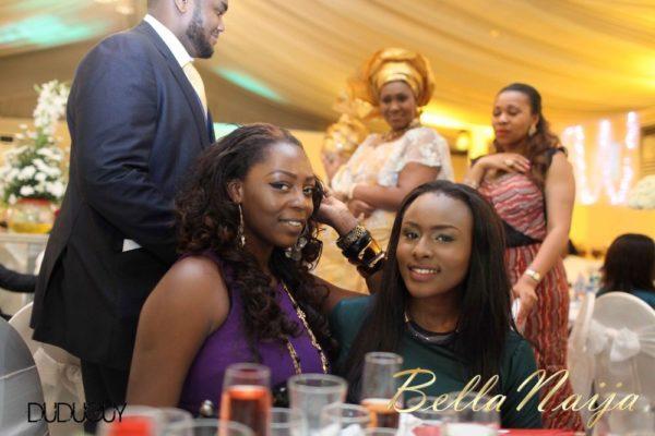 Jennifer Okoye & Yemi Adebonojo White Wedding - April 2013 - BellaNaija Weddings503