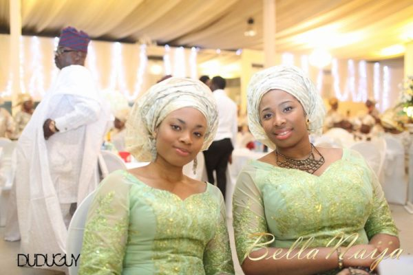 Jennifer Okoye & Yemi Adebonojo White Wedding - April 2013 - BellaNaija Weddings504