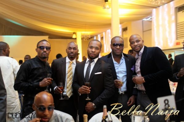 Jennifer Okoye & Yemi Adebonojo White Wedding - April 2013 - BellaNaija Weddings525