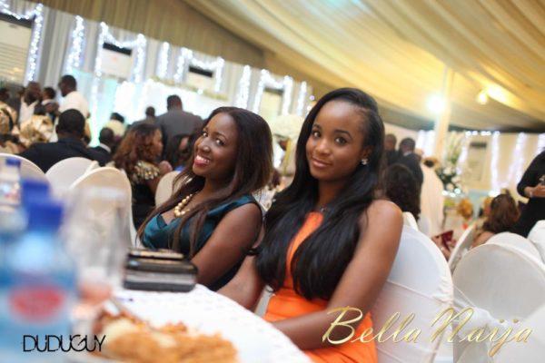 Jennifer Okoye & Yemi Adebonojo White Wedding - April 2013 - BellaNaija Weddings527