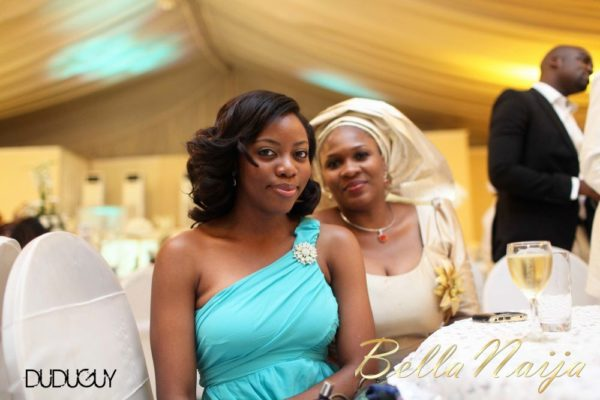 Jennifer Okoye & Yemi Adebonojo White Wedding - April 2013 - BellaNaija Weddings528