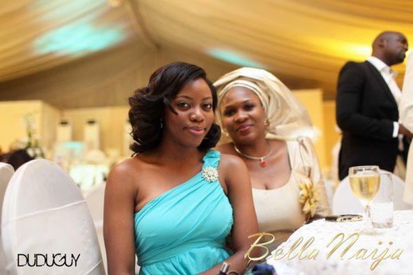 Jennifer Okoye & Yemi Adebonojo White Wedding - April 2013 - BellaNaija Weddings528