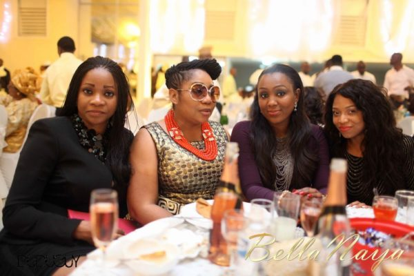 Jennifer Okoye & Yemi Adebonojo White Wedding - April 2013 - BellaNaija Weddings530