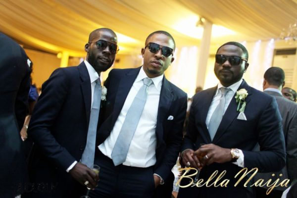Jennifer Okoye & Yemi Adebonojo White Wedding - April 2013 - BellaNaija Weddings534