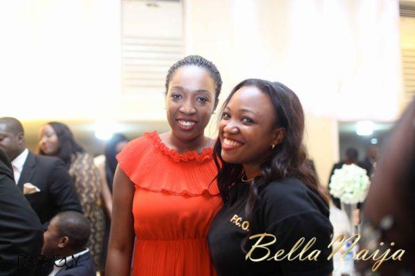 Jennifer Okoye & Yemi Adebonojo White Wedding - April 2013 - BellaNaija Weddings537