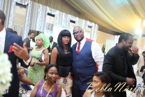 Jennifer Okoye & Yemi Adebonojo White Wedding - April 2013 - BellaNaija Weddings538