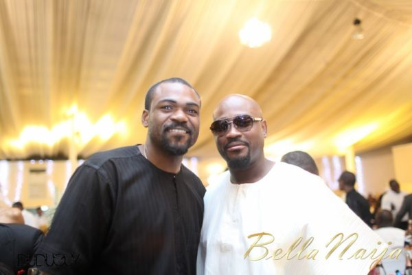 Jennifer Okoye & Yemi Adebonojo White Wedding - April 2013 - BellaNaija Weddings539